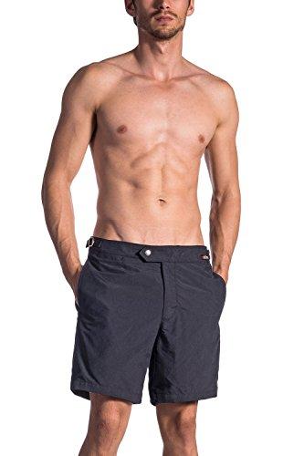 Olaf Benz Herren BLU1662 Shorts, Schwarz (Black 8000), Large