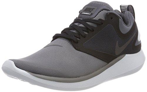 Nike Damskie buty do biegania Lunarsolo, wielokolorowa - Szary Dark Grey Multi Color Black 012-37.5 EU