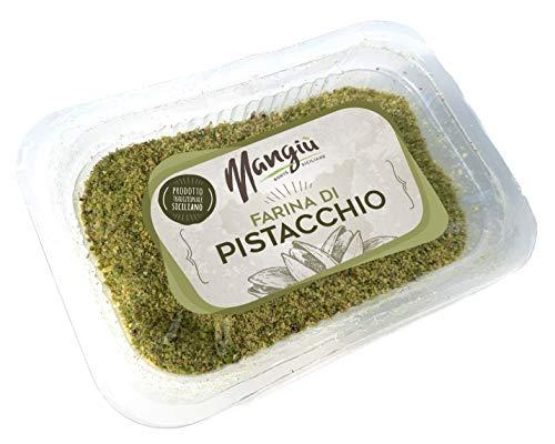 MANGIU' BONTA' SICILIANE - 100% FARINA DI PISTACCHIO confezione gr. 100