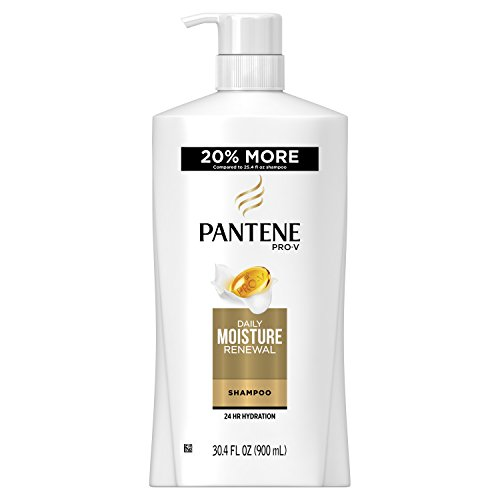Pantene ProV Daily Moisture Renewal Shampoo 304 fl ozPackaging May Vary