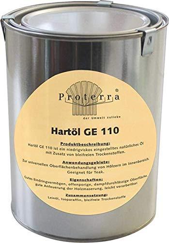 Hesse Lignal Proterra Hartöl GE 110 auf Leinölbasis