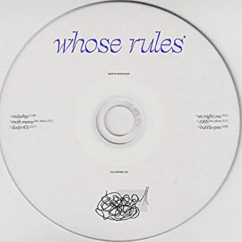 Whose Rules