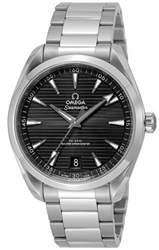 オメガ『SEAMASTER AQUA TERRA 150M CO‑AXIAL MASTER CHRONOMETER 41 MM(220.10.41.21.01.001)』