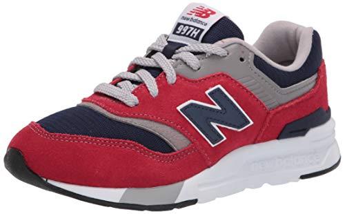 New Balance GR997HBJ, Running Shoe Boys, Rojo, 40 EU