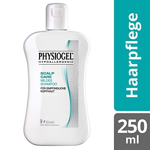PHYSIOGEL Scalp Care Mildes Shampoo, hypoallergen - Mildes und sanftes Shampoo, 250 ml