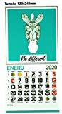 AIMANGZ NEODIMIO Calendarios Magn�ticos 12 x 24cm