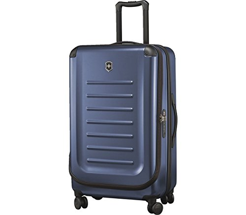 Victorinox Spectra 2.0 Expandable Large Hardside Spinner Suitcase, 30-Inch, Navy