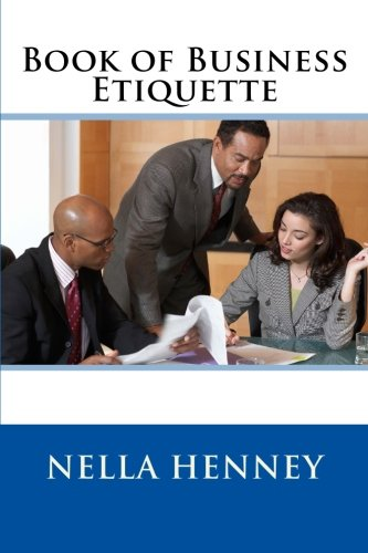 Book of Business Etiquette