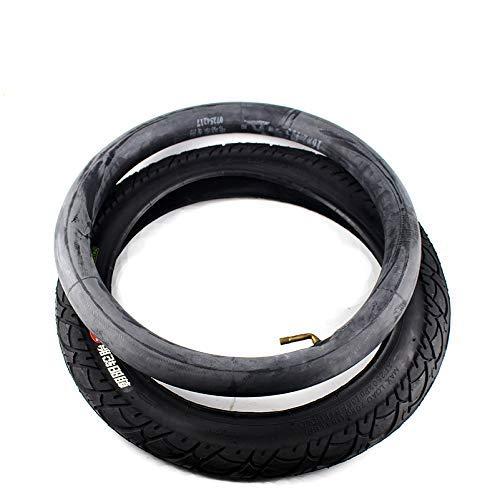 JYCTD El neumático 16X2.125/54-305 se Adapta a Muchos Scooters eléctricos de Gas y Bicicletas de montaña eléctricas 16X2.125