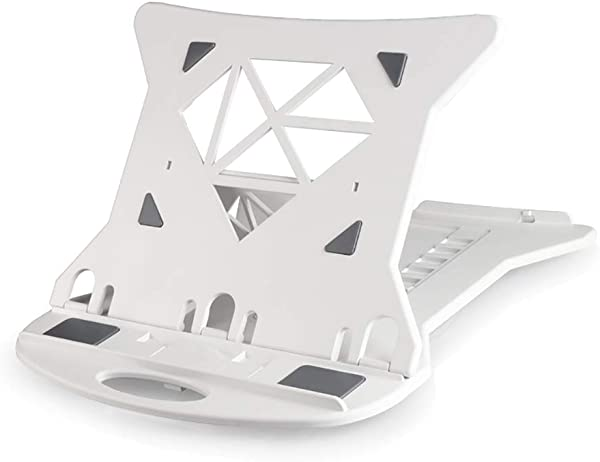 TQZY Notebook Stand Computer Stand Desktop Increased Portable Folding Radiator 360 Rotatable Can Be Lifted For Office