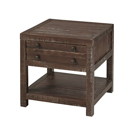 Modus Furniture Townsend End Table, Java