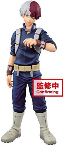 Banpresto 39655 My Hero Academia Age of Heroes Shoto Todoroki Figure