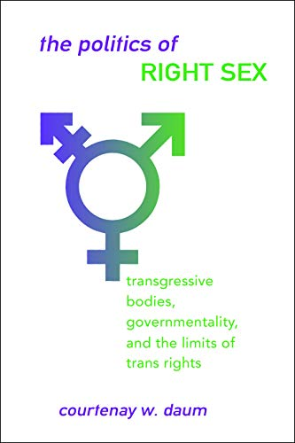 The politics of right sex: transgressive bodies, governmentality, and the limits of trans rights