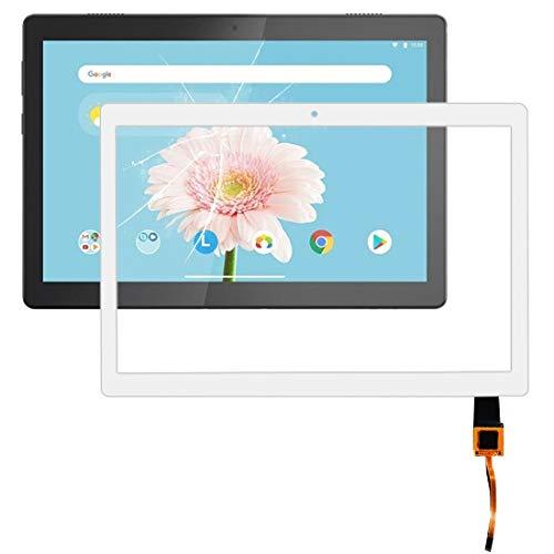 Liluyao Mobilteile Touch Panel for Lenovo Tab M10 HD TB-X505 X505F TB-X505L X505 (Schwarz) (Farbe : Weiß)