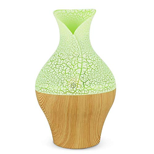 Sydunzi Beste aanbiedingen, 250 ml, luchtbevochtiger, aromadiffuser, ultrasone luchtbevochtiger, USB aromatherapie LED foschia licht maker thuis