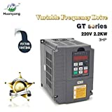 Vector Control CNC VFD Variable Frequency Drive Controller...