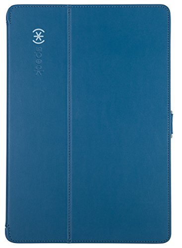 Speck Style Folio Tablet Case Cover with Built In Stand for 12.2 inch Samsung Galaxy Note Pro - Sea Blue/Nickel Grey