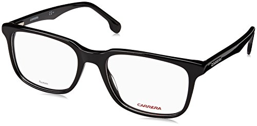 Carrera Full Rim Square Unisex Spectacle Frame - (CARRERA 5546/V 807 5218|52)