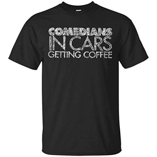 Comedians in Cars Getting Coffee T-Shirt Jerry Seinfeld Comedy Stand-up Tour T-Shirt