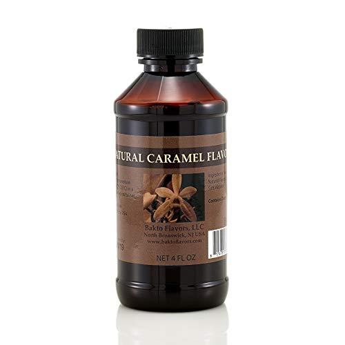 Bakto Flavors Natural Caramel Flavor - 4 OZ