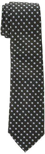 Dockers Neckwear Big Boy s Dot Necktie black, One Size