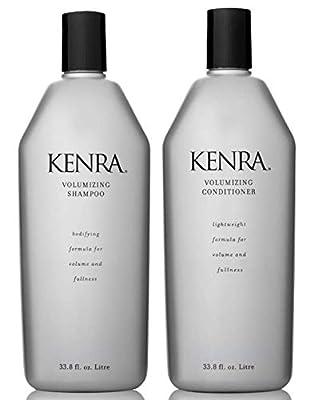 Kenra Volumizing Shampoo and