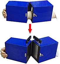 Enjoyer Dis Armed One-Person Portable Illusion Magic Tricks Magician Gimmick Stage Props Mentalism Magic Broken Arm Box