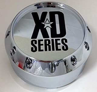 Deal on Wheels New Kmc Xd Series 8 Lug Center Cap 464k131-2 Center Cap Hoss Xd795 XD779