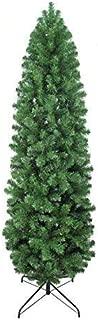 7ft Eco-Friendly Oncor Slim Pencil Pine Christmas Tree
