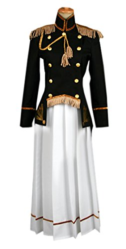 Dreamcosplay Anime Hetalia: Axis Powers Japan Female Uniform Cosplay