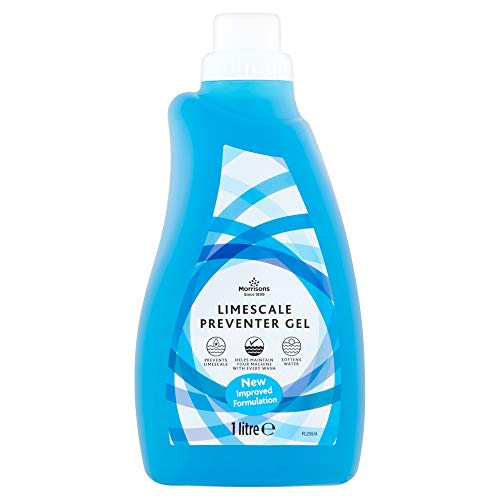 Morrisons Lime Scale Prevent Gel 1 Litre x 5