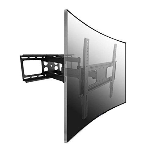 TV Wandhalterung für Jay-tech Genesis UHD 5.5 139 cm (55 Zoll) Neigbar Schwenkbar VESA-Norm: 400 x 400 mm LED/OLED/LCD/Plasma Fernseher