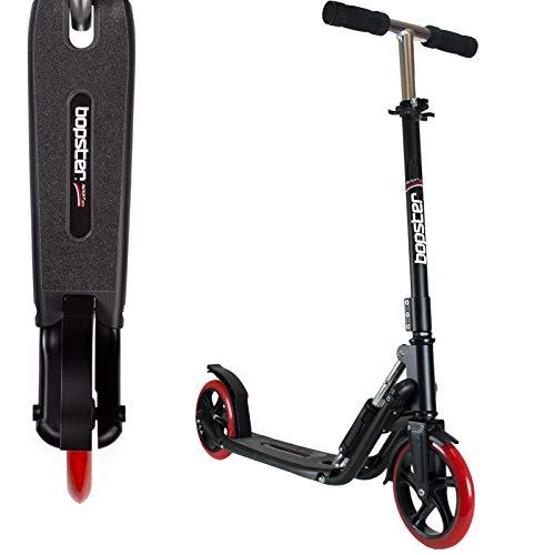 Bopster® Sport Pro Scooter – Schnell Faltbarer Pendler City-Roller für Erwachsene