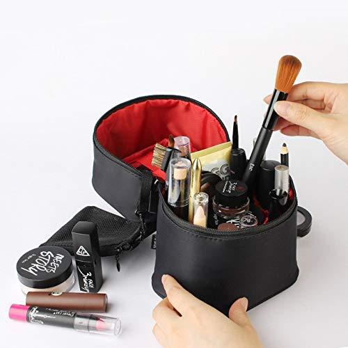 Sac cosmétique Mode Étanche Portable Sac à cosmétiques Sac de grande capacité Voyage Wash Wash Sac à cosmétiques Creative Sac de rangement C