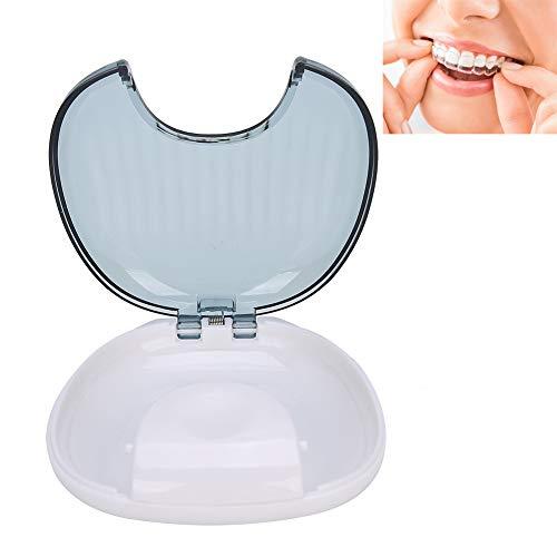 Prothesenbox, staubdichte und wasserdichte kieferorthopädische Prothesenhalter-Reinigungstabletten , Easy Carry(#3)