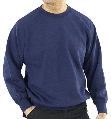 Click Leisure Wear Maglione Navy Medium