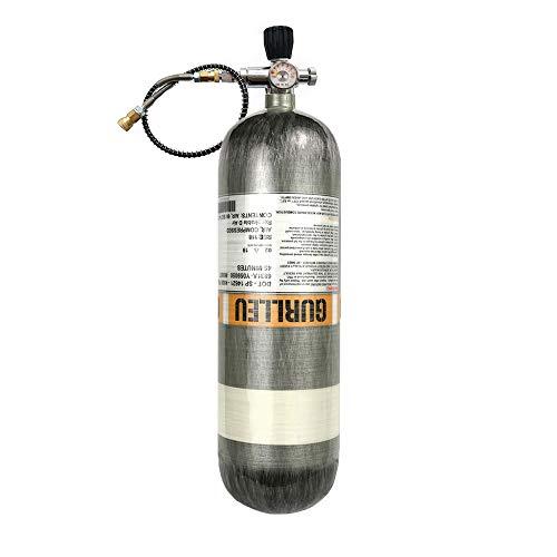 IORMAN Carbon Fiber Charging Station 4500 PSI DOT Certified Composite Air Cylinder(Empty Bottle)...