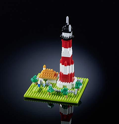 Brixies 410042 Leuchtturm, Mehrfarbig