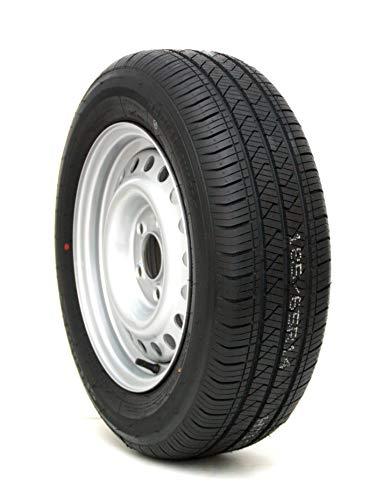 Komplettrad Anhängerrad Reifen 185/65 R 14 112x5 Rad Wohnwagen Caravan Humbaur 185 65 R14 Anhängerreifen