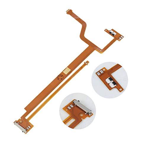 Bewinner Nuevo 3DS XL Cable de Altavoz, reemplazo del Altavoz Host Cable Flexible Conector de Control de Volumen, reemplazo del Cable Flexible del Altavoz para pérdida/Rotura/daño