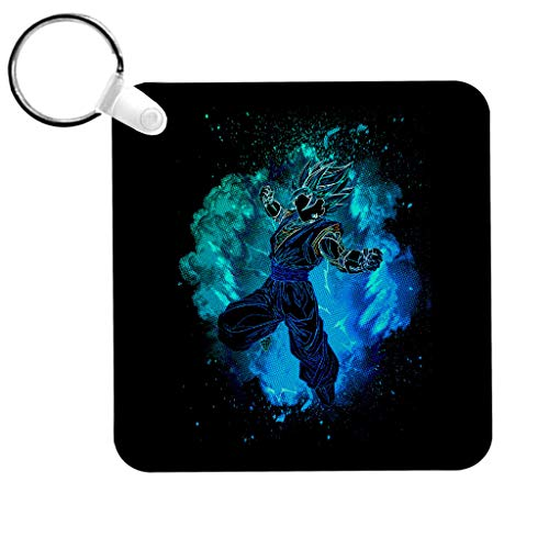Cloud City 7 Soul of Potara Dragon Ball Z Keyring