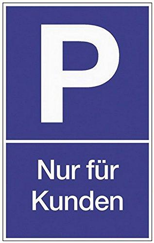 Parkplatzbeschilderung Parken für...