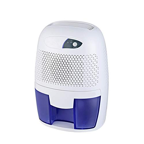 Buy JYL Mini Dehumidifier, Portable Electric Dehumidifier, LED Display, Auto Off, 500Ml Water Tank, Small Air Dehumidifier for Home Bathroom Kitchen