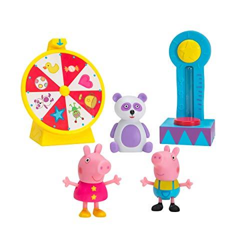 Peppa Pig PEP0668 Peppa Pig Toy Figures Set, Fun Play Set
