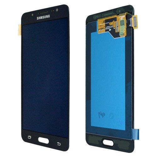 LCD Display Samsung J510F Galaxy J5 2016 Original full set black - LCD Display + Display Glas + Touchscreen + Elektronik