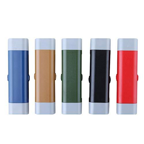 YSHTAN Gitaar String Reinigingspen Orkestrale Instrument Pen Gitaar String Onderhoud Bescherming Olie Reiniging Pen Penseel Conditioner Cleaner - Willekeurige Kleur