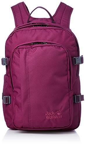Jack Wolfskin Unisex-Kinder Berkeley S Sac a dos Rucksack, Pink (wild Berry), One Size