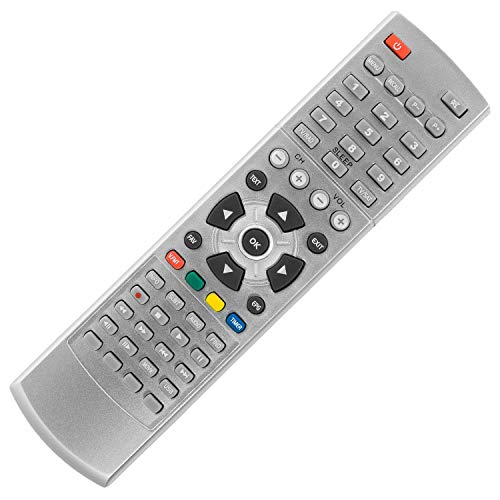 Fernbedienung Logisat 4400 HD PVR / 2750 HD / 4200 HD Ersatzfernbedienung Neu - Plug & Play, Kabellos, Top Qualität