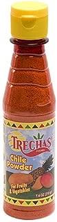 Trechas Seasoning for Fruits & Vegetables 6.4oz - 7.4oz (Pack of 6) (Chile Powder - 7.4oz)