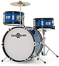 Bateria Junior de 3 Piezas de Gear4music Azul